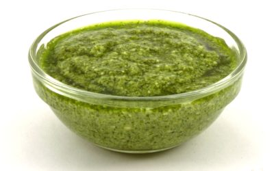 The Simplest and Most Delicious Pesto Recipe