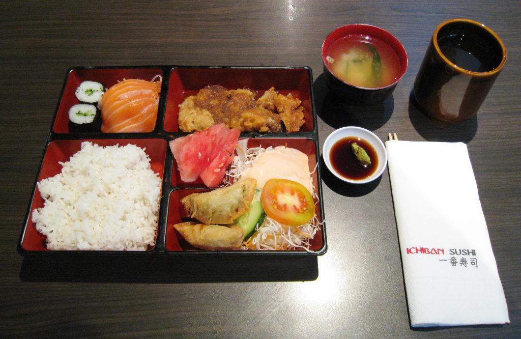 Chicken Teriyaki Bento Ichiban Sushi