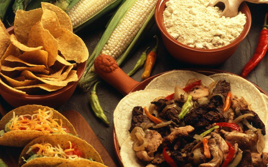 Tex Mex Foods
