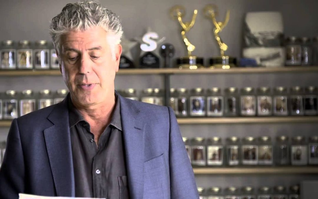 Why We Love Anthony Bourdain