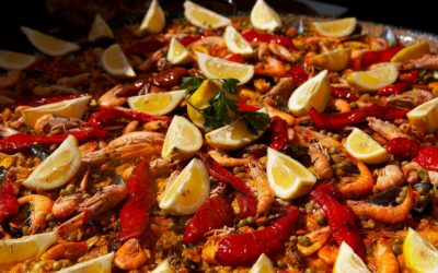 Classical Spanish Cooking from Madrid: Easy Homemade Paellas (Easy One Pot Meals)