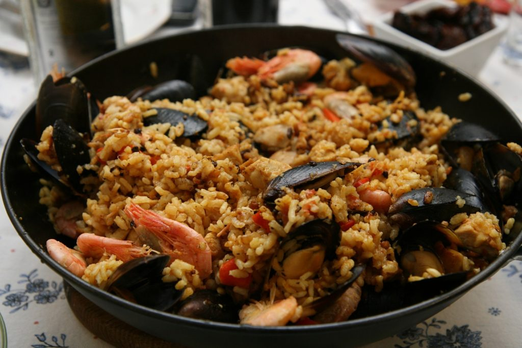 Paella Picture 2