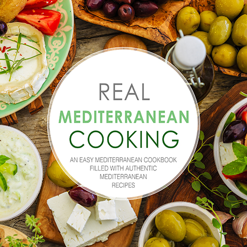 Real Mediterranean Cooking by BookSumo Press