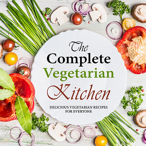 The Complete Vegetarian Kitchen Cookbook