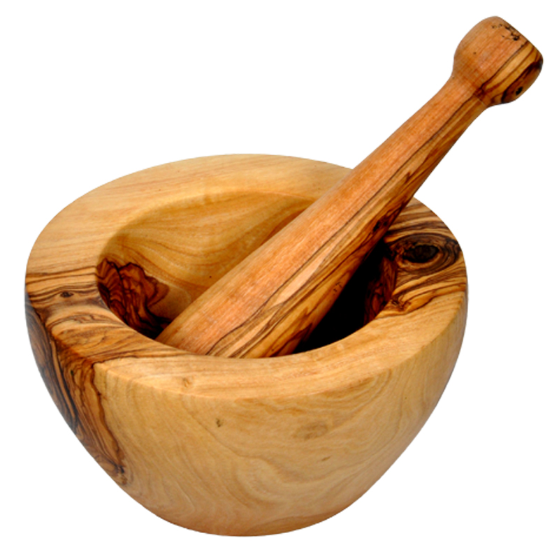 Classical Mortar and Pestle