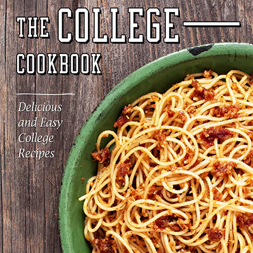Cooking in College Cookbook