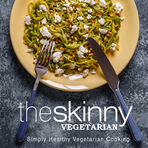 The Skinny Vegetarian Cookbook