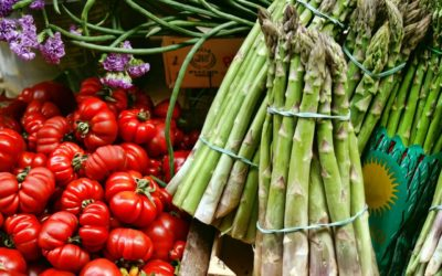 Asparagus 101: Methods of Cooking Asparagus (3 Credits)